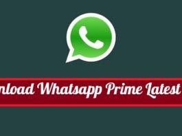 download whatsapp prime latest apk