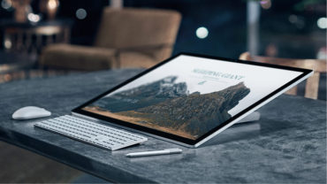 Microsoft Surface Features