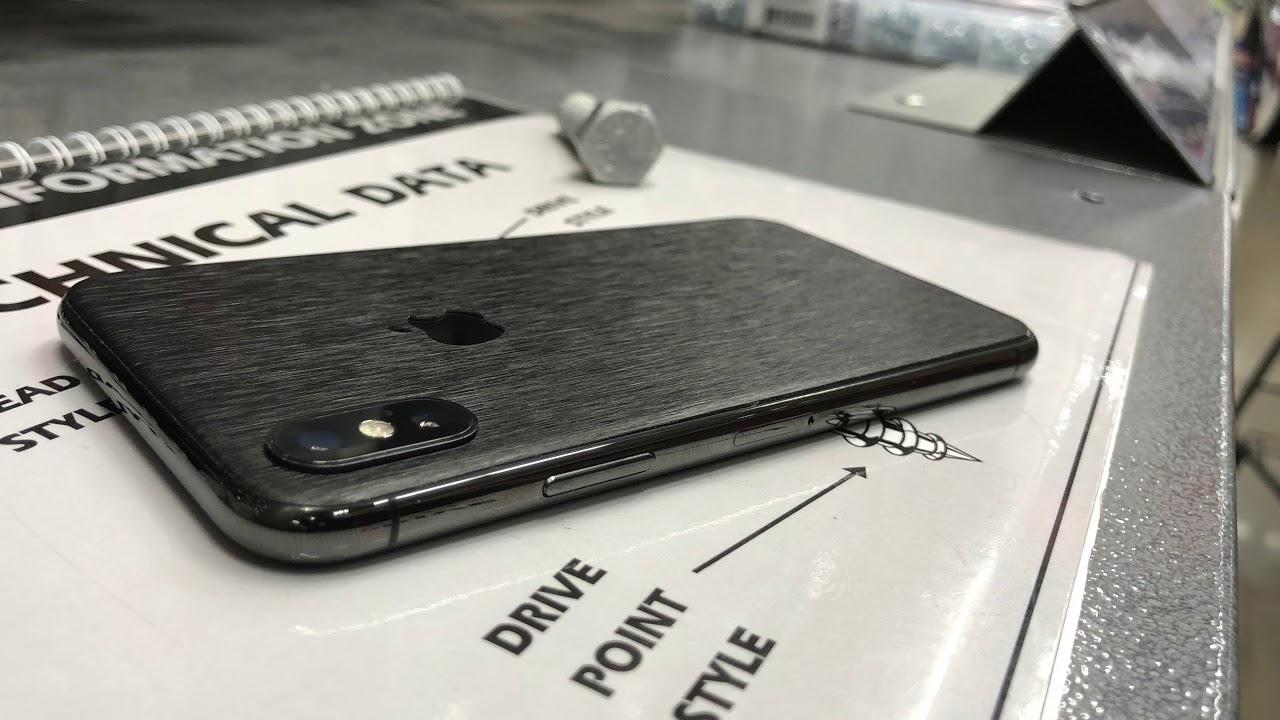 Image result for iphone x dbrand hyperblack
