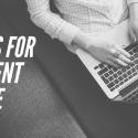 5 Tips for Torrent Usage