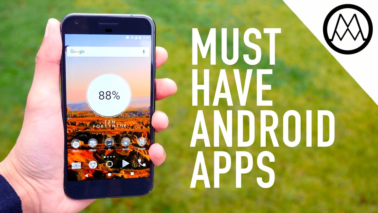 Best Apps - Must have Android apps for 2017