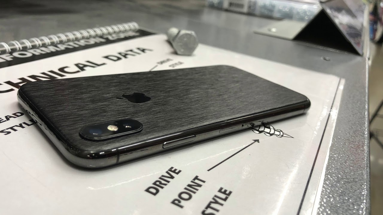 Image result for iphone x dbrand hyperblack