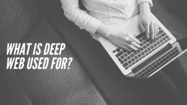 What is Deep web used for?