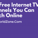 Top Free Internet TV Channels You Can Watch Online