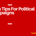Tech Tips For Political Campaigns